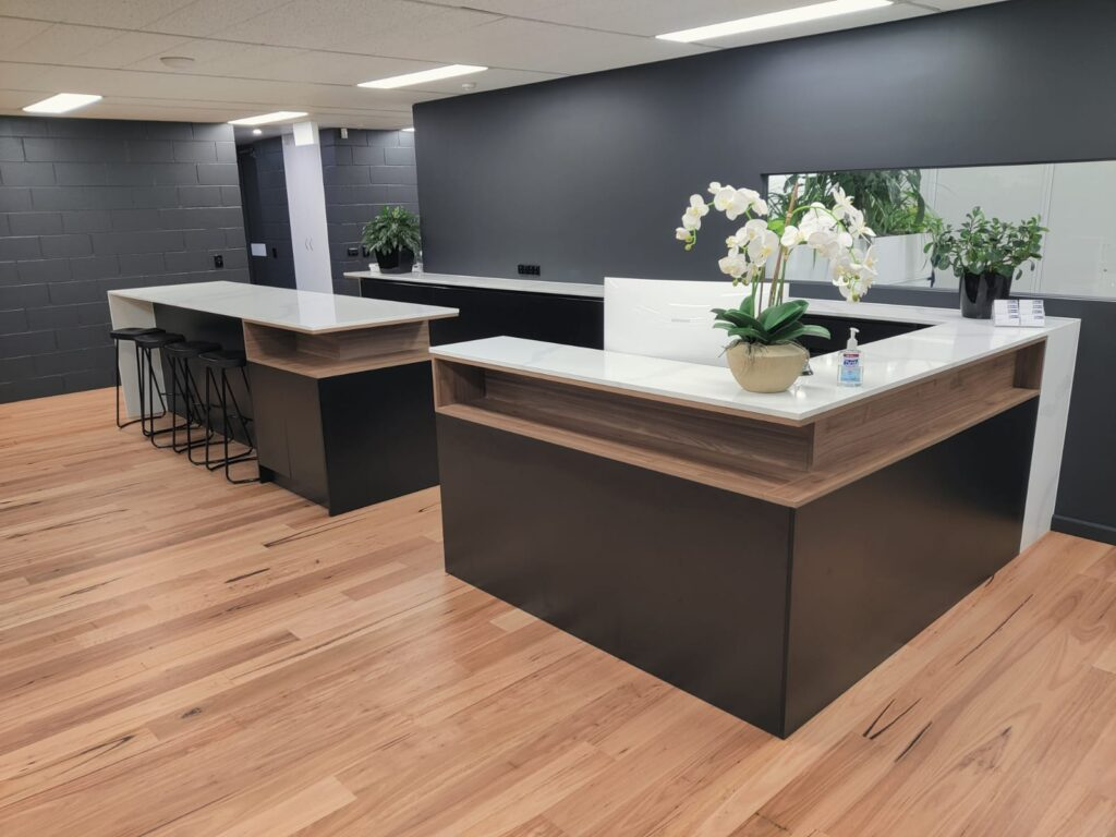 office cleaning and commercial cleaning services in New Farm